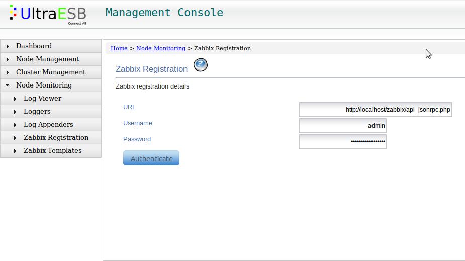 Zabbix Monitoring via API | My Tech Attempts